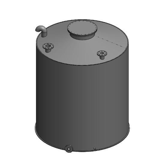Depósito de armazenamento de reagentes com ou sem tina de retenção