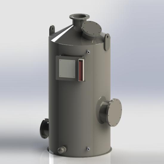 Sistemas de Desodorização – Filtros de Carvão Ativado